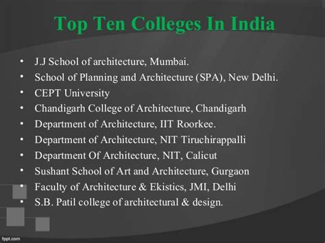 diploma in architecture colleges in mumbai architecture colleges in pune best architecture colleges