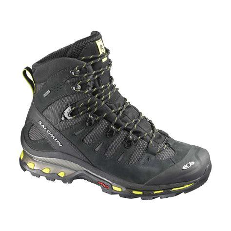 salomon quest 4d gtx mens walking boots salomon quest 4d gtx tex s hiking boots shoes
