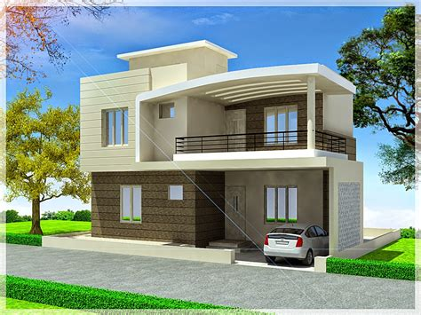 Duplex Home Designs | ghar planner leading house plan and house design