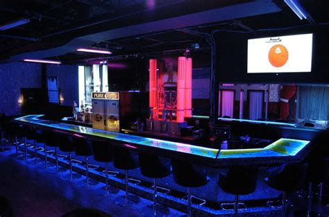 Top Clubs And Bars by Liquid Floors Liquid Lava Bar Tops By Creative