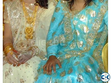 Nabila Jumbo Blouse gorgeous blue wedding sari from nabila gulshan clickbd