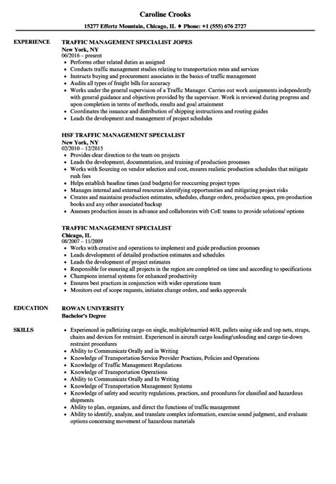 air traffic specialist sle resume warehouse