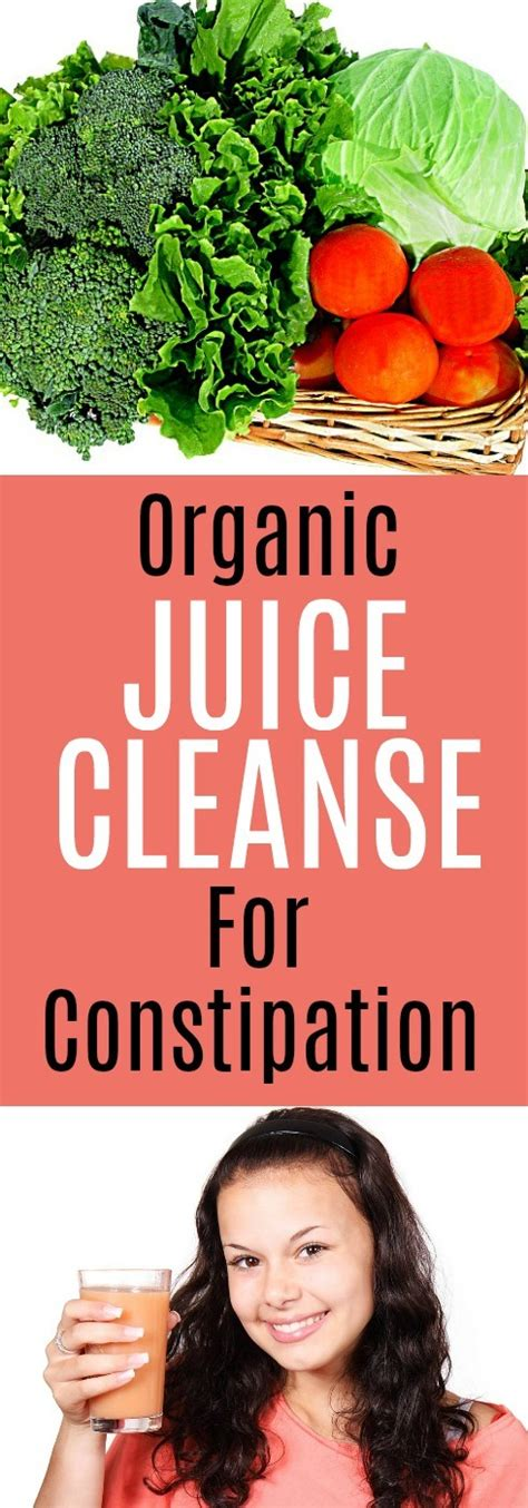 Detox Juice Recipes For Constipation by Organic Juice Cleanse For Constipation Live A Green