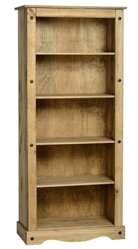 Big Black Bookcase Seconique Original Corona Pine Bookcase Furniture123