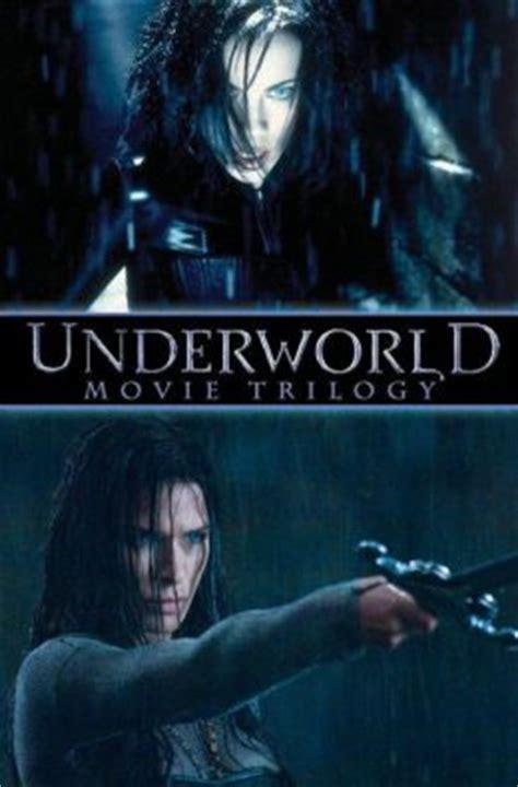 underworld film in order underworld movie trilogy by nick postic 9781600104145