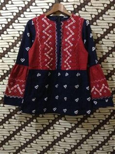 Dress Merah Batikgaun Merah Batik 1000 images about kebaya batik truly indonesia on kebaya batik dress and indonesia