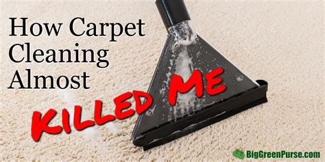 Which Carpet Cleaning Company Is Non Toxic - how carpet cleaning almost killedme