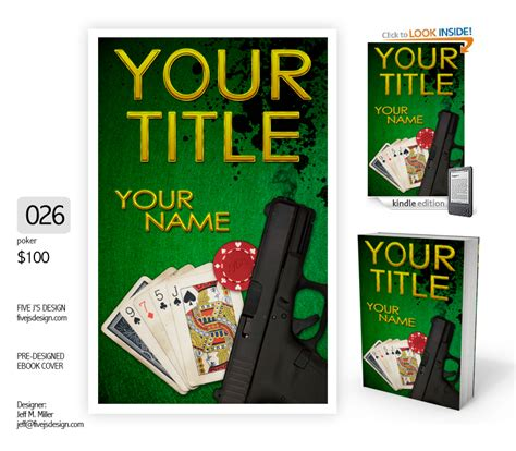 pre designed book covers  js design