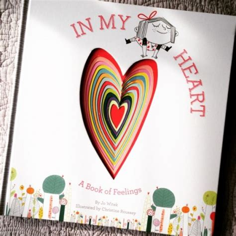 libro feelings inside my heart fun unique valentine s day gift ideas for kids everyday savvy