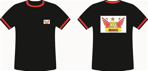 Tshirt Kaos Baju U Hitam 2 tshirt hitam hadapan clipart best