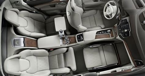 Most Confortable Chair Volvo Reveals New Super Luxurious Car Without Front