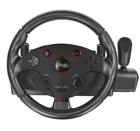 volante ps3 trust gxt 288 volante para videojuegos para playstation