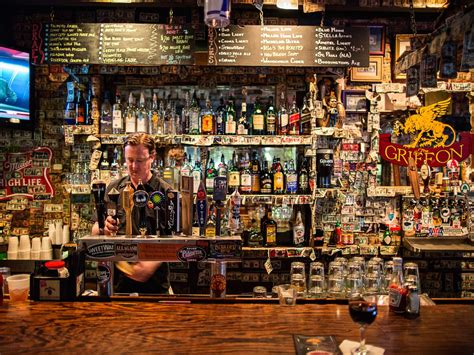dive bars hide from the pollen in these 12 charleston dive bars