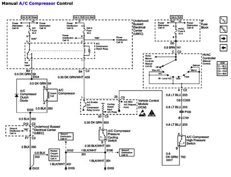 auto ac compressor wiring diagram 33 wiring diagram