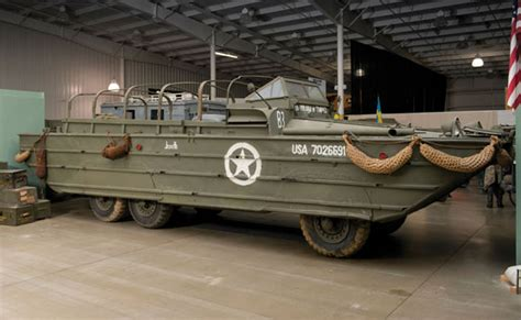 wwii duck boats for sale five cool wwii trucks classiccarweekly net