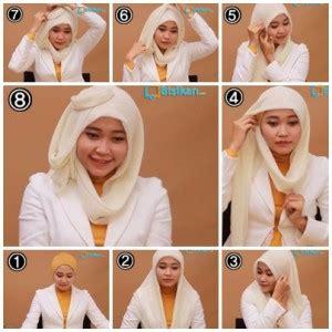 gambar tutorial hijab segi empat kerudungcantik org 2 model tutorial hijab segi empat simple dan mudah