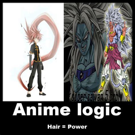 Anime Meme Pictures - anime logic on tumblr