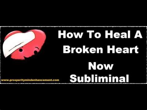 how to heal a broken heart and stop the pain stop hurting and start living don t let your broken heart stop you from being happy restore your heart learn to love again ebook how to heal a broken heart subliminal messages recording