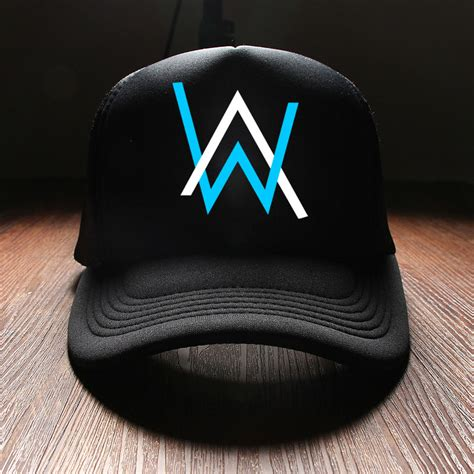 alan walker cap hip hop dj alan walker cap streetwear mann punk style hip