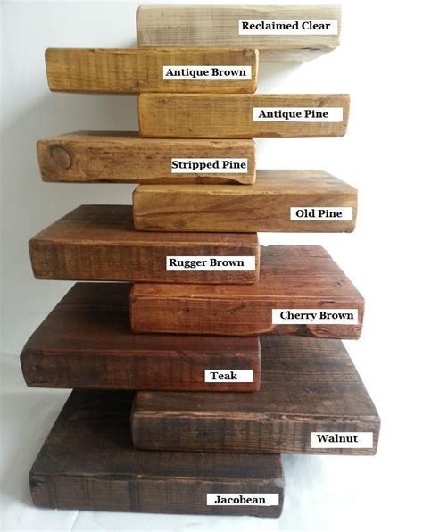 17 best ideas about reclaimed wood floating shelves on