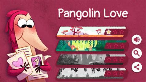 doodle pangolin 191 un pangol 237 n conoce al nuevo doodle de para el d 237 a