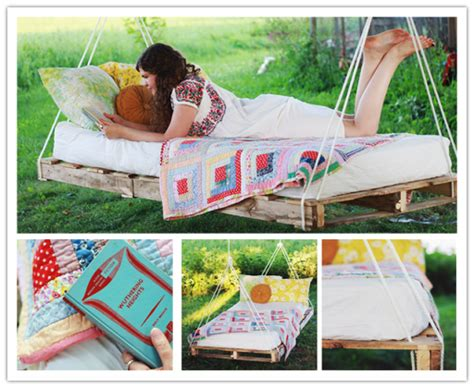how to make a swing bed simply me diy with a wood pallet