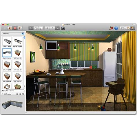 3d home interior design software for mac best home design software that works for macs