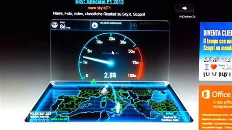 spped test adsl vodafone adsl speedtest