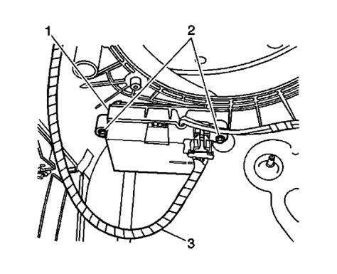 2005 envoy blower motor resistor location 2002 blower motor resistor blazer forum chevy blazer