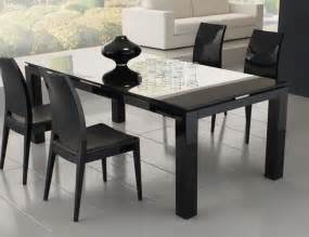 modern dining room tables best stylish modern dining room tables