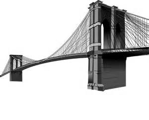 brooklyn bridge only clip art at clker com vector clip