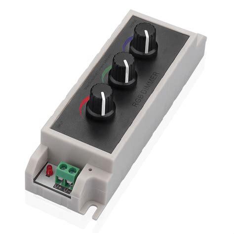 quadrat knopf controller led ir rf controller steuerung fernbedienung touch