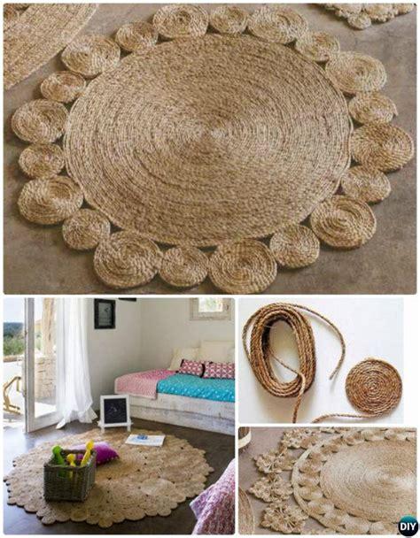 diy rugs ideas 20 no crochet diy rug ideas projects
