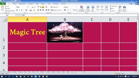 excel themes not working insert picture into an excel cell youtube
