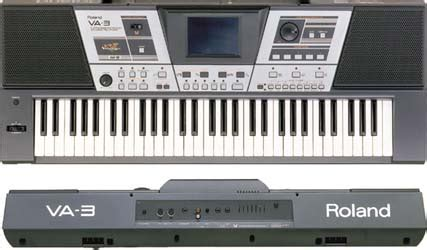Keyboard Roland Va 3 Roland Va 3 Image 478055 Audiofanzine