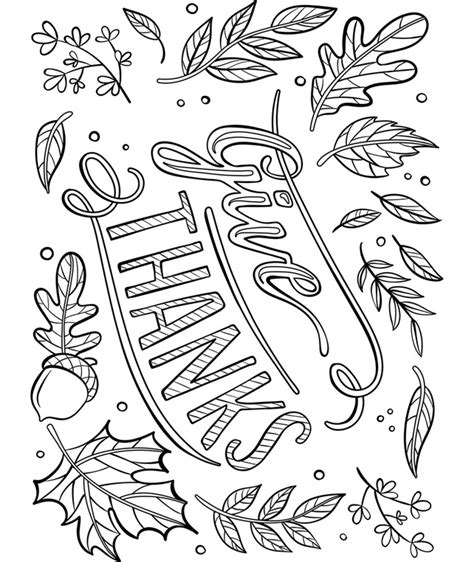 thanksgiving coloring placemats give thanks placemat coloring page crayola