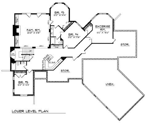 European Style House Plan 5 Beds 7 00 Baths 6000 Sq Ft | european style house plan 5 beds 4 00 baths 5079 sq ft