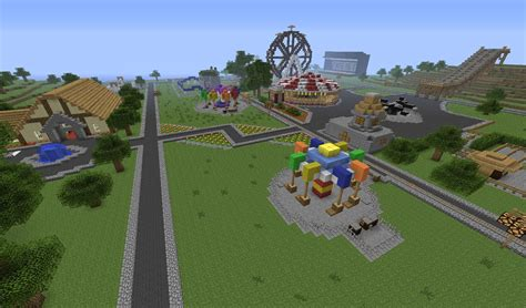 Craft Projects by Michael Jackson S Neverland Ranch Minecraft Maps