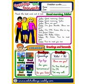 LETS TALK ABOUT WHO WE ARE  Teach English Step By