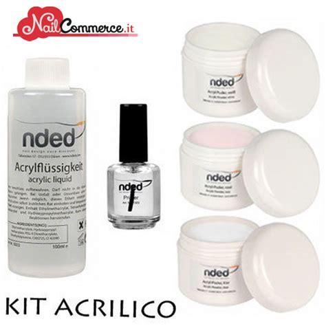 gel unghie senza lada kit acrilico unghie kit ricostruzione acrilico vendita
