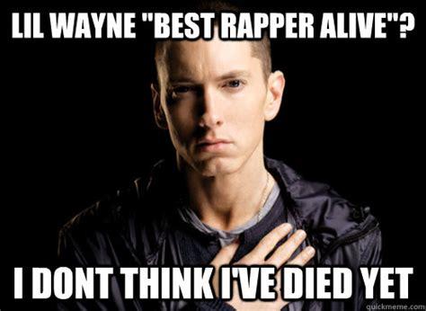 Eminem Meme - eminem and lil wayne memes