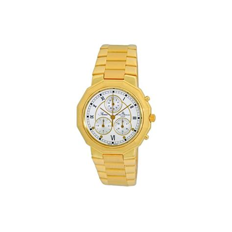 baume mercier riviera mv045040 yellow gold world