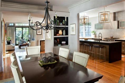 fresh small kitchen dining room floor plans 5459 offene k 252 che 44 ideen wie sie die k 252 che trendig und