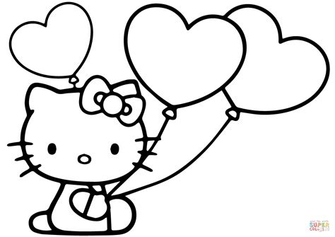 coloring pages my little kitty my little kitty pages coloring pages