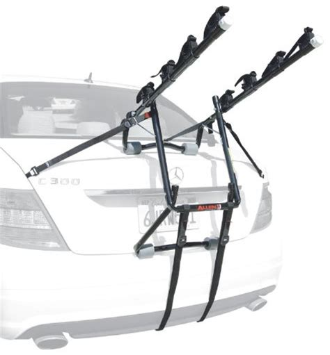Allen Bicycle Rack by 9 Gt Best Price Allen Deluxe 4 Bike Trunk Mount Rack Best