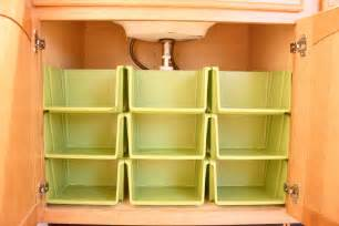 Bathroom Cabinet Organization Ideas The Orderly Home Bathroom Cabinet Organization