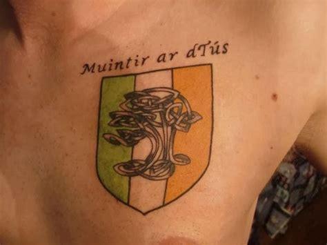 irish flag tattoo designs best design ideas exles of design
