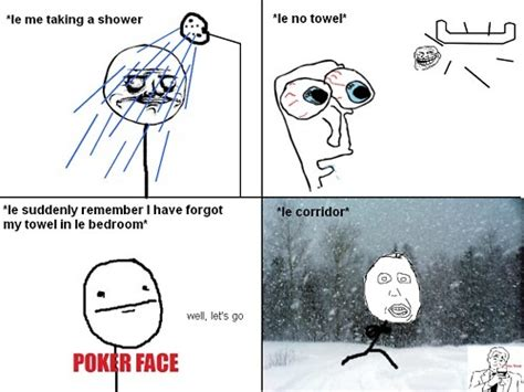 Grappige Memes - funny meme shower towel image 343967 on favim com