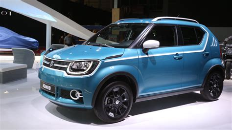 Suzuki Ignus Suzuki Ignis Is An Adorable Crossover In