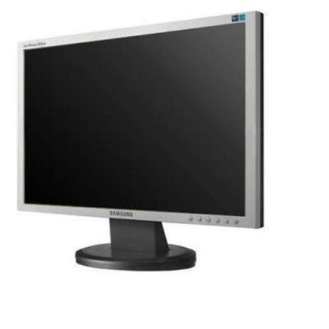 Monitor Lcd Samsung 19 Inch Bekas samsung syncmaster 923nw 19 inch wide lcd monitor